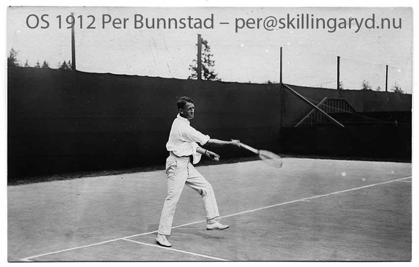 os 1912 resultat
